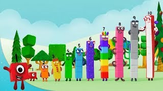 Numberblocks - Counting Up!   Learn to Count   Learning Blocks