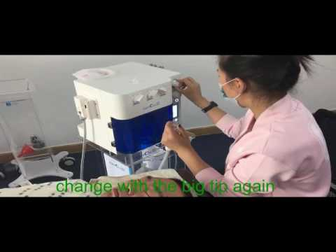 Hydrafacial Machine - YouTube