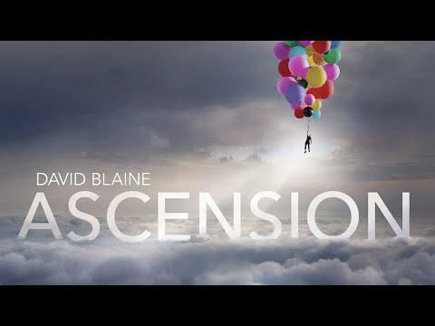 "David Blaine's ""Ascension"" is an attempt to mock Jesus' Ascension"