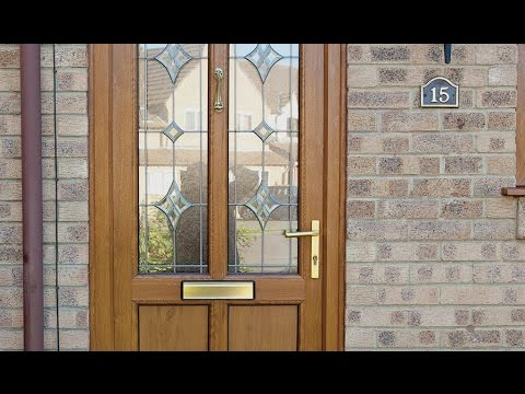 UPVC Front Doors and Frames Design for Home - YouTube