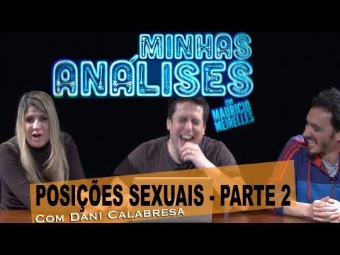 Maurício Meirelles Em Análise - #09 Posições Sexuais - Parte 2 (Com Dani Calabresa)