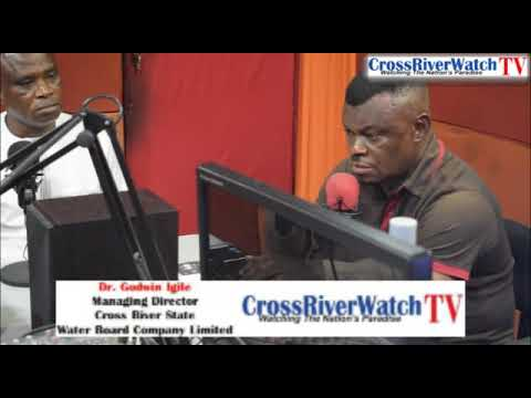 You Can't Say Colored Water Is Not Fit Until It Is Tested - Cross River State Water Board Limited MD