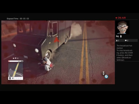 CRAZY RAMP!!! Watch Dogs 2 deluxe edition |