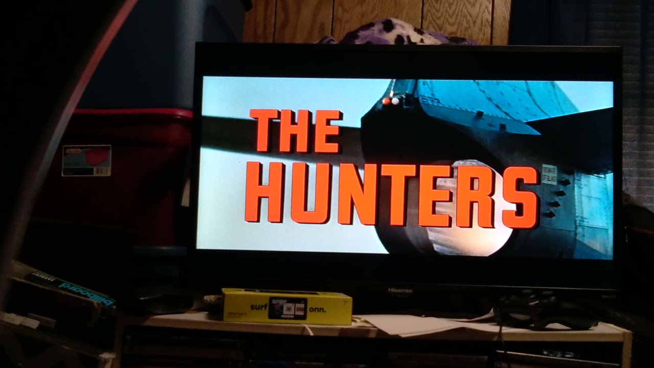 """Download Opening to """"The Hunters"""" (1958 Version) 2004 DVD (Widescreen Version)"""