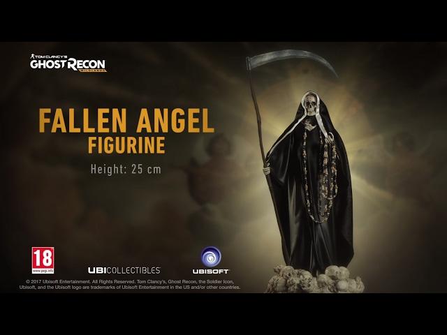 Tom Clancy's Ghost Recon Wildlands: FALLEN ANGEL FIGURINE - Launch Trailer