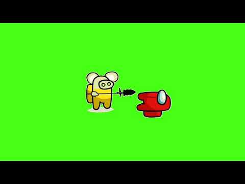 #shorts Among Us: Piggy Jumpscares Animation//Green Screen//By UnExpector