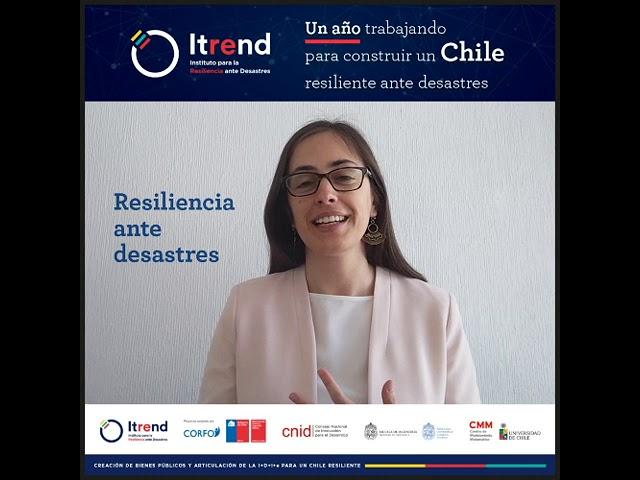 A un año de la inauguración de Itrend Chile: Mensaje de la directora