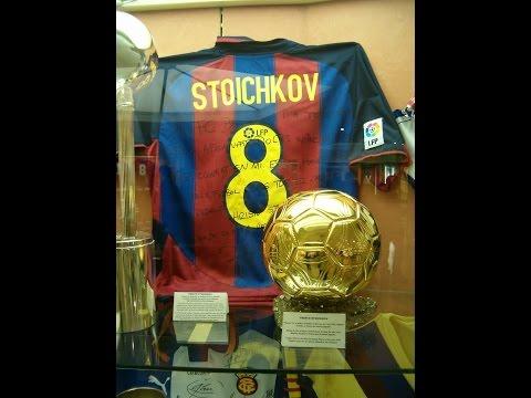Top 10 best goals from Hristo Stoichkov