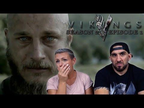 Vikings Season 2 Episode 1 'Brother's War' Premiere REACTION!!