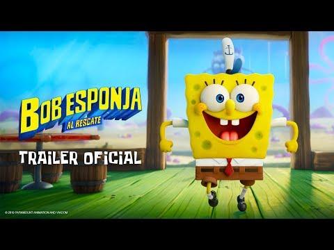BOB ESPONJA: AL RESCATE | Trailer oficial doblado (HD)