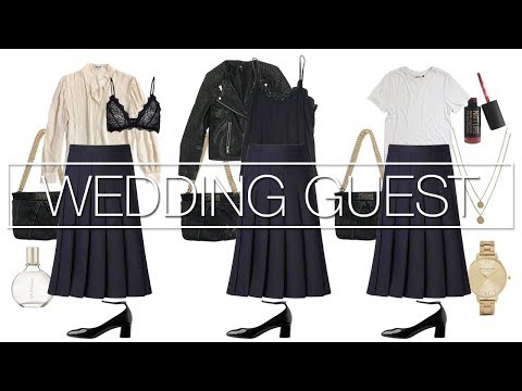 How to dress smart for special occasions | Wedding guest, graduation, summer parties etc.