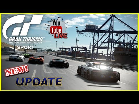 Gran Turismo Sport Update 1.32 - New Cars & Circuit - PS4 PRO thumbnail