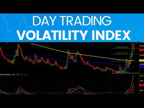 Learn Day Trading Strategies: VOLATILITY INDEX (VIX)