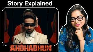 Andhadhun Movie Story Explained | Andhadhun Ending Explained