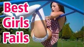 Unlimited girls fails!! Crazy girls fails!