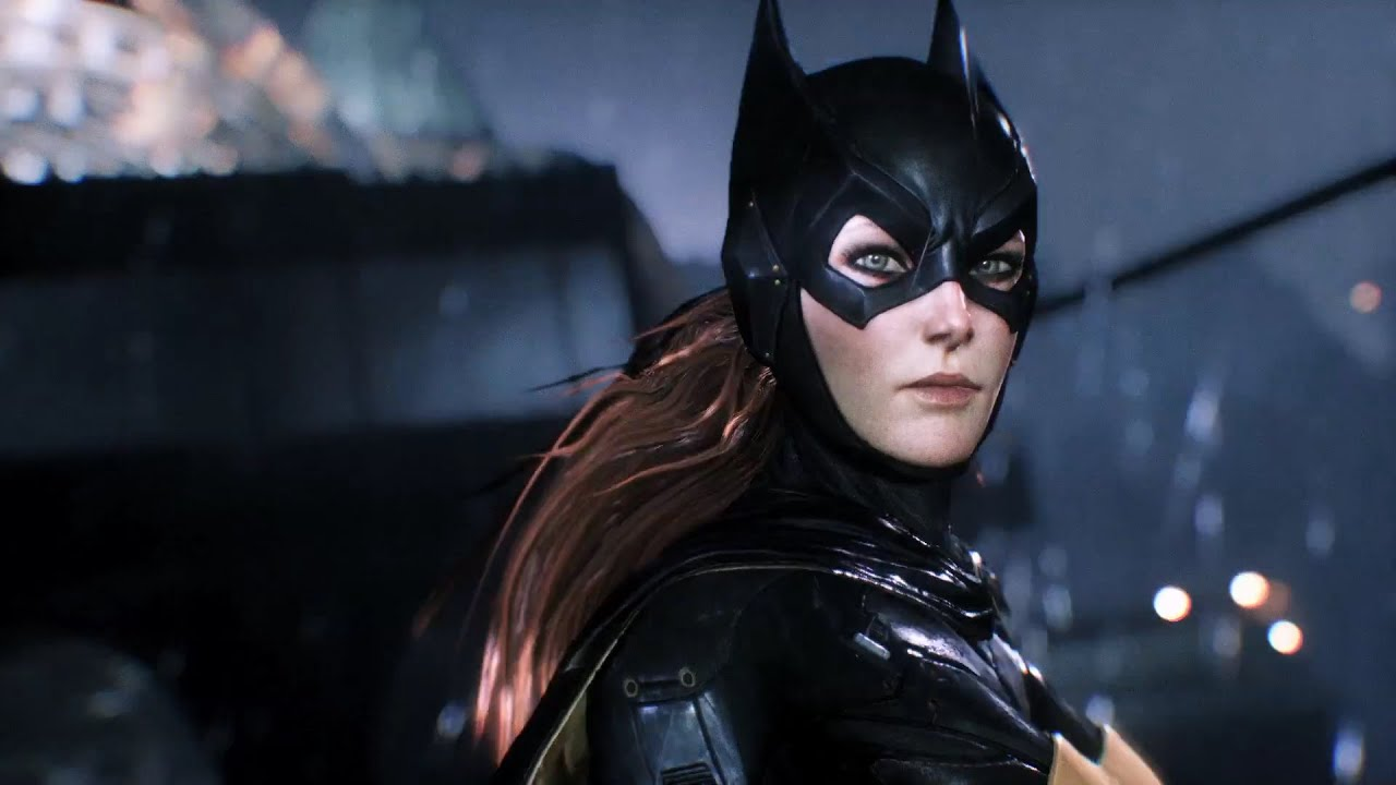 Arkham Knight Batgirl Trailer - Batgirl Dlc Trailer For -6291