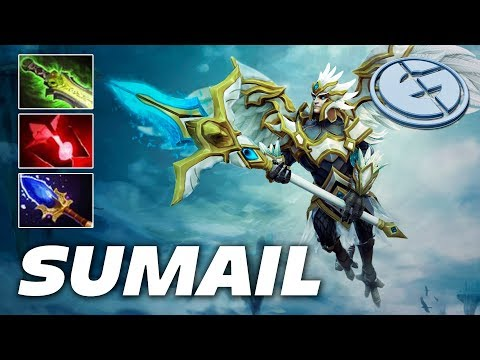 Sumail Skywrath Mage 27 FRAGS | Dota 2 Pro Gameplay