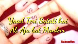 Socha Kuch Pikar Tuje Bhula Dunga New Heart Touching Whtsp Status