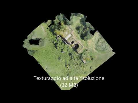 Drone to 3D Model - Archeology