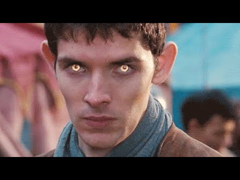 Merlin-Merlin magic/powers s2