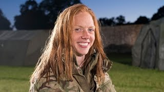 Clare Miller Interview - Star Of BBC2's Special Forces Ultimate Hell Week