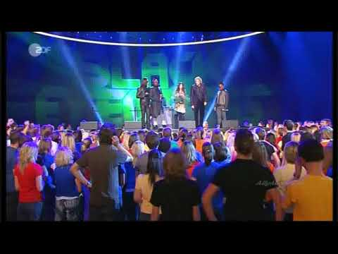 Black Eyed Peas - I Gotta Feeling (Live on Wetten dass...?)