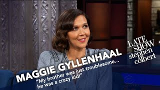 Maggie Gyllenhaal On Misogyny: 'I'm Not Going To Take It Anymore'