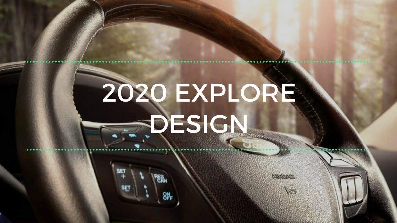 New 2020 Ford Explorer Interior Youtube