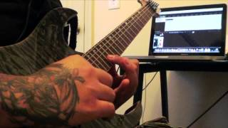 Chelsea Grin - Recreant Sweeps Cover