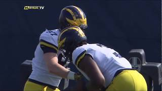 Michigan Football's Young Leaders