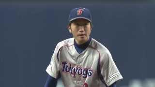 第39回社会人野球日本選手権 準々決勝② パナソニックvs東京ガス