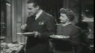 Cat and the Canary (1939) Bob Hope - Paulette Goddard