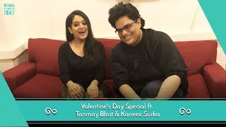 Valentine's Day Erotica Special feat. Tanmay Bhat and Kaneez Surka