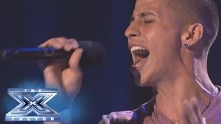 "Carlito Olivero is ""Dreaming Of You"" - THE X FACTOR USA 2013"