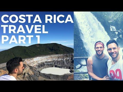 Costa Rica Travel: Rainforests & Volcanoes: Part 1 |  Sanjay Sood-Smith