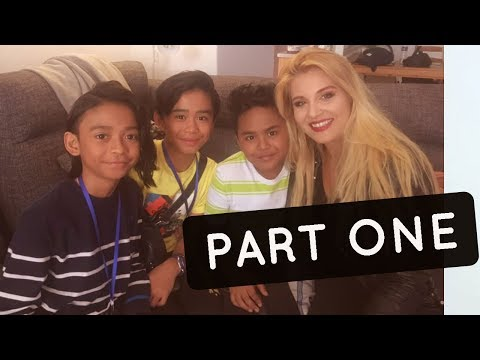VOCAL COACH TANIA  MEETS THE TNT BOYS   | INTERVIEW PART ONE