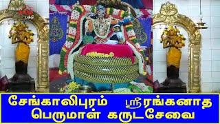 சேங்காலி புரம் ஸ்ரீரங்கனாத பெருமாள் கருடசேவை | Sengalipuram | Britain Tamil Bhakthi