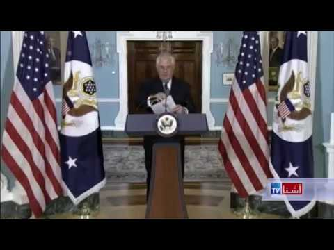Tillerson: Unchecked Iran Could Become Global Threat- VOA AshnaTV