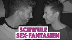Gay Sex-Fantasien 👀 Worauf stehen schwule Männer?