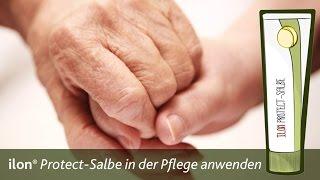 ilon Protect Salbe in der Pflege