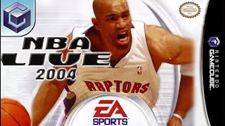 Longplay of NBA Live 2004