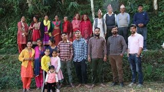 A day in village / Tihar bises 2077