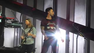 Maps & This Love LIVE Maroon 5 3-8-15 IZOD Center, New Jersey