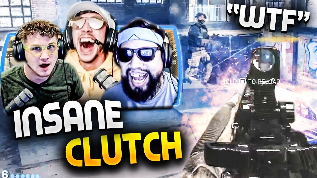 OUR *CRAZIEST* 6-0 IN MODERN WARFARE?!