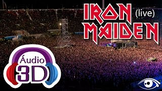 Iron Maiden - Aces High (live) - AUDIO 3D [EN]  ͡° (TOTAL IMMERSION)