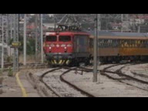 New train line brings tourists to Croatia coast