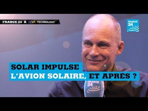 SOLAR IMPULSE - L'avion solaire, et après ?