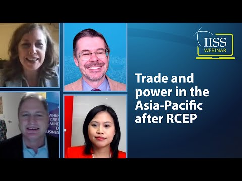 Trade and power in the Asia-Pacific after RCEP