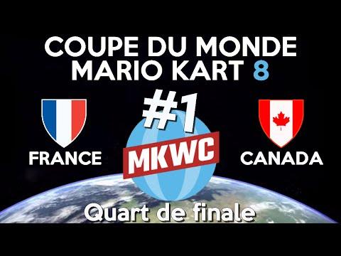 Mario kart world cup 2015 france vs canada quart de - Quart de finale coupe du monde 2015 ...