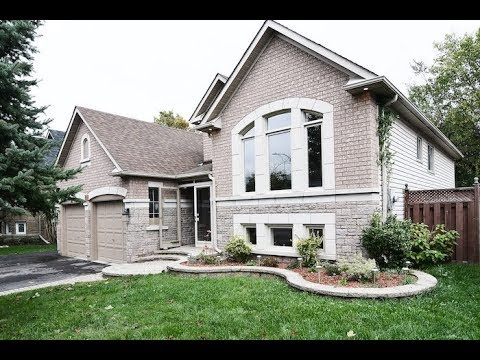 1791 Edenwood Dr Oshawa Open House Video Tour